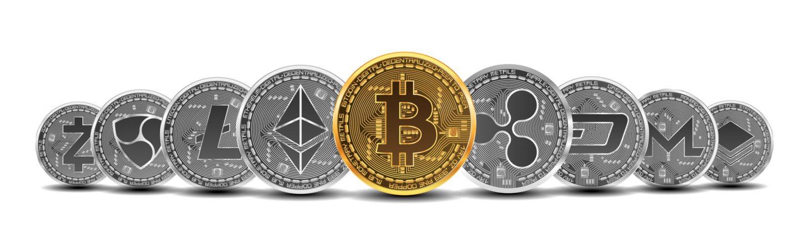 Investir dans la Cryptomonnaie mon top 5