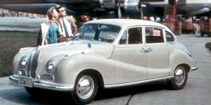 Première Berline BMW