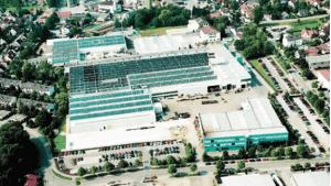 Usine de production de Moosburg.
