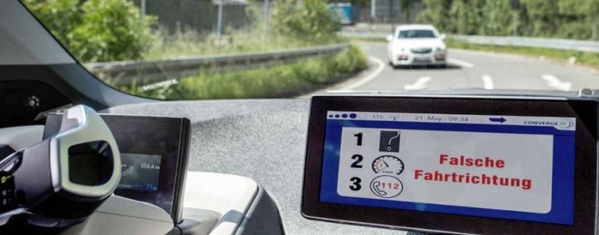 Système sécurité routière