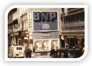 BNP développement