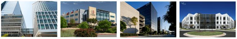 Exemples de bureaux liés aux services médicaux