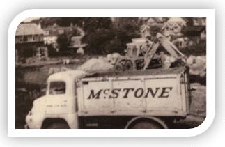 McCarthy & Stone premier camion