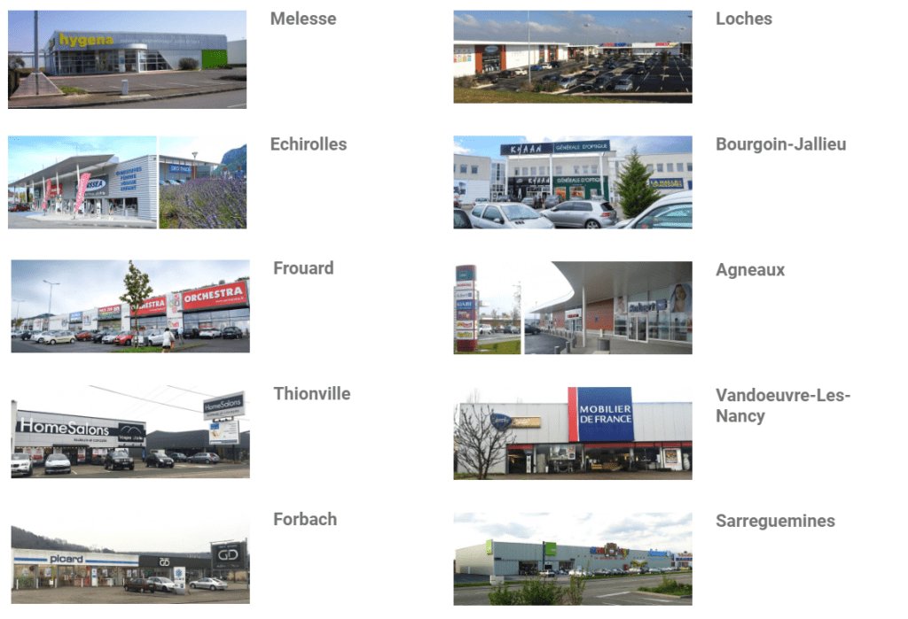 Patrimoine & Commerce zones 2