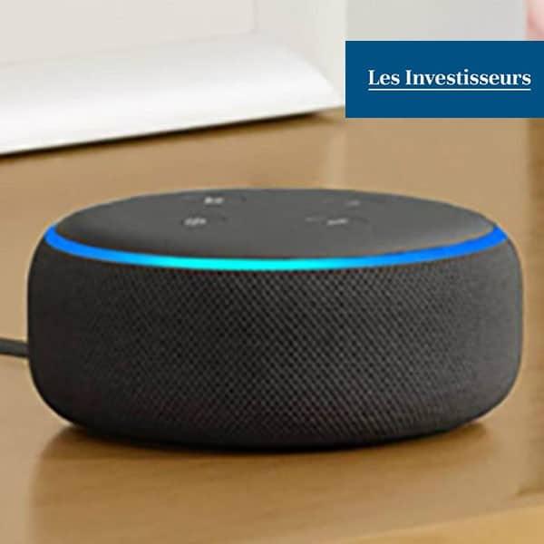 Echo d'Amazon