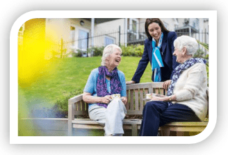 Management, Support and care services